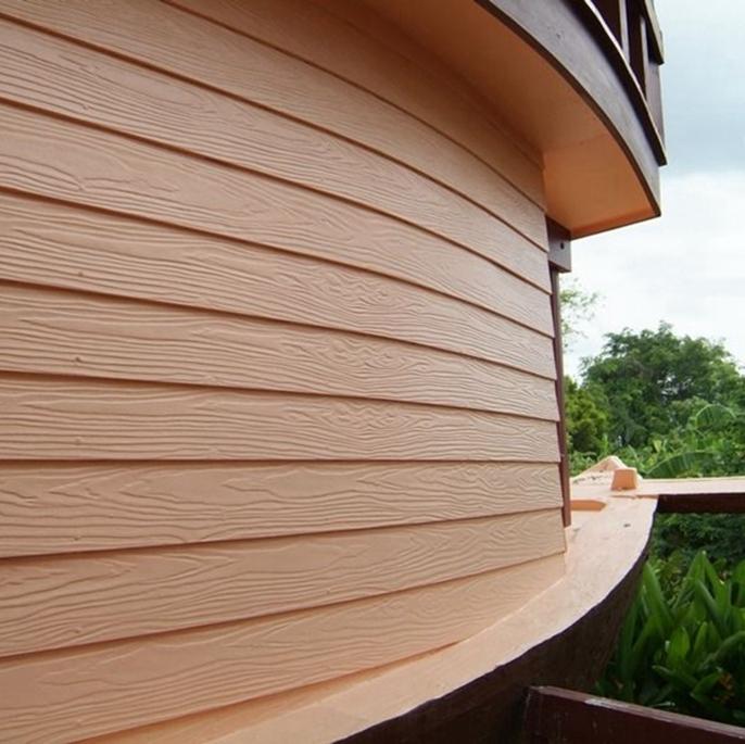 纤维木纹水泥板
